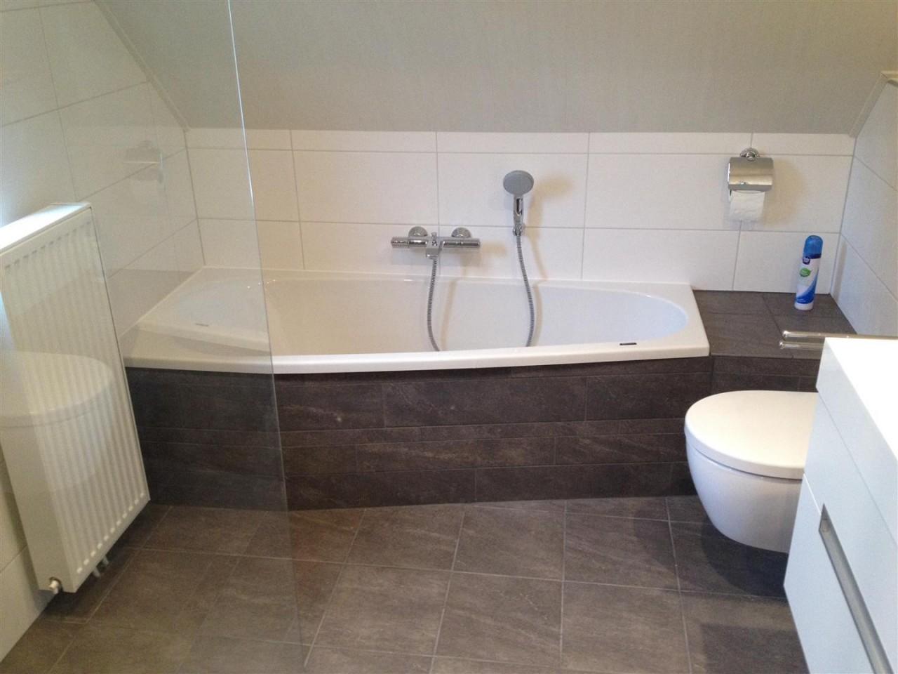 Ontwerp badkamers - Installatiebedrijf P. Buist
