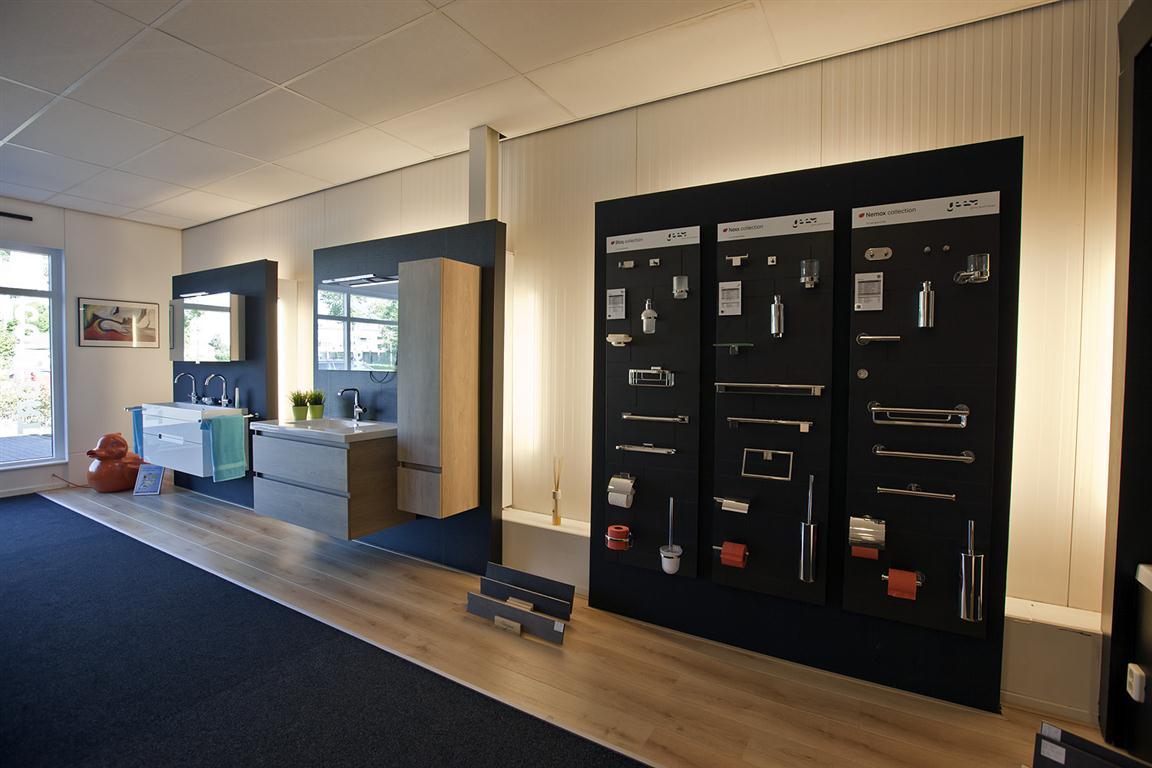 Badkamers en sanitair - Installatiebedrijf P. Buist